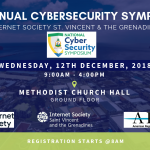 2nd NATIONAL CYBERSECURITY FORUM  and ARIN CARIBBEAN FORUM